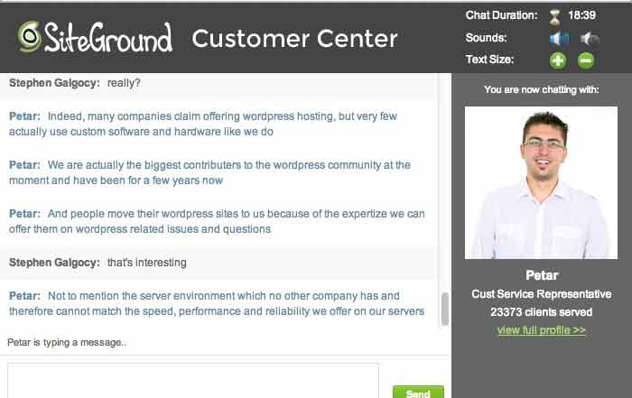 Siteground Negative Review: Very Difficult to Cancel Their Services